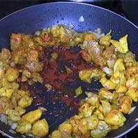 Paella Mista Con Pollo Pesce E Verdure Chef Stefano Barbato