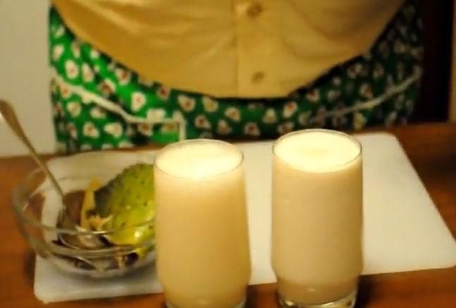 Succo di Graviola, Guanabana o Cirimoia